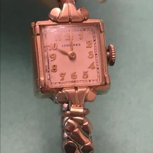 Vintage Longines 10k gold filled watch